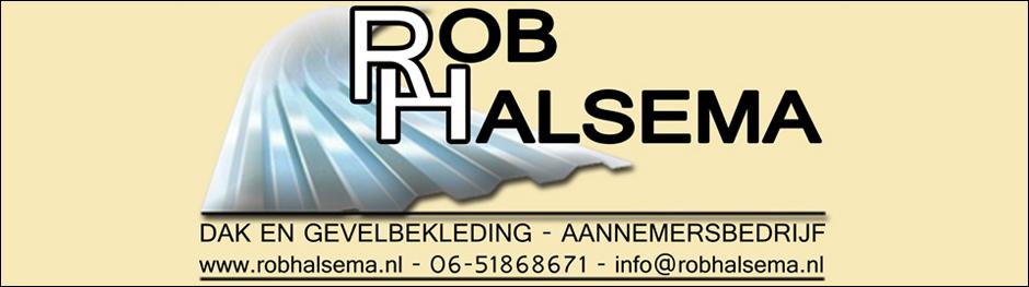Rob Halsema Dak- en Gevelbekleding